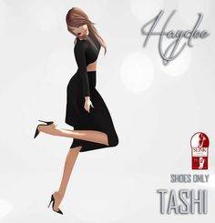 TASHI Haydee | A new round of SWANK is about to start and we are part of it and we are releasing 2 new items for it  This event runs from March 7th until March 31st  Landmark maps.secondlife.com/secondlife/Manatoba/188/12/2002  Happy Shopping Shinya Tandino