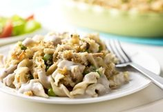 Campbell's Tuna Noodle Casserole Recipe