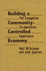 Building a Community-Controlled Economy