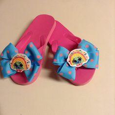 142f1586d06108 Shopkins flip flops. Margaret Redmond · Shopkins hair bow