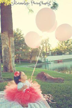 1st Birthday Photography Pic