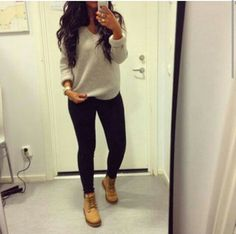 Who says timberlands are for men