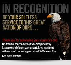 Veterans Day Quotes, Poems, Facts, Speech For Wishes – Here we ...