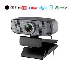 10 Top 10 Best Gaming Webcam for Streaming In 2019 Reviews