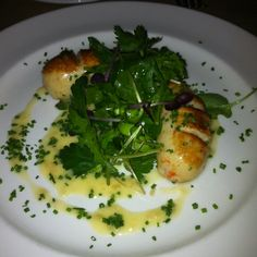 Seafood Sausage - The Breslin - New York