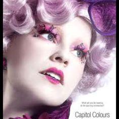 Effie Trinket...possible Halloween costume!