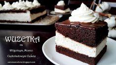 Tiramisu, Sweet Tooth, Cheesecake, Sweets, Baking, Ethnic Recipes, Food, Polish, Vitreous Enamel