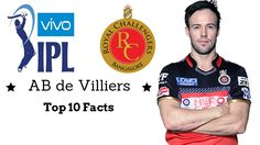 RCB IPL 2017  Teams |  AB de Villiers  Tope  10 Unknowns Facts