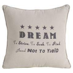 Dream Pillow 17.5x17.5