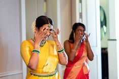 No DNA tests required. Sisters, Mothers-Daughters, Fathers-Daughters mirroring their micro expressions 👯 . Tamil Wedding, Wedding Sutra, Before Wedding, Wedding Day, Vithya Hair And Makeup, Srilankan Wedding, Tamil Brides, Wedding Moments, Intimate Weddings