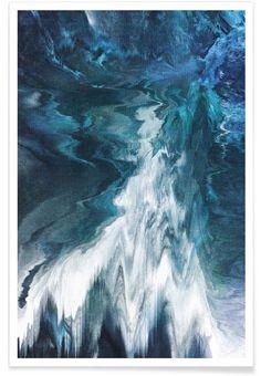 Impalpable als Premium Poster door Adam Priester | JUNIQE