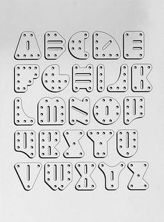70s typography