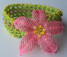 Tropical Holiday bracelet by Desiree