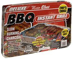 PMS Jumbo Charcoal BBQ