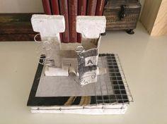 Libro de artista.  http:// mballve.blogspot.com