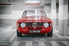 Alfa Romeo Giulia Aluminium Body