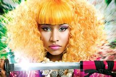 Nikki Minaj