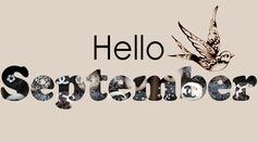 hola septiembre -