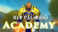 5 Lessons a Ret Paladin can learn from watching one arena match.