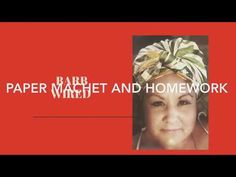 Paper Mache and Homework - YouTube Adhd Diet, Make A Lamp, Paper Mache, Homework, Youtube, Papier Mache, Youtubers, Youtube Movies