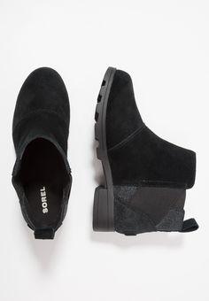 daea301b8 Sorel EMELIE CHELSEA - Classic ankle boots - black - Zalando.co.uk Black