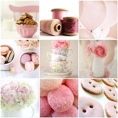 pretty pink | 1. cookies, 2. Pinks, 3. Princess Day, 4. Maca… | Flickr