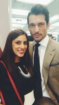 David gandy pictures with fans - Google Search