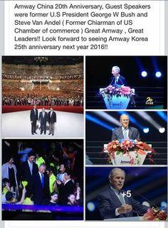 Amway China 20th Anniversary..