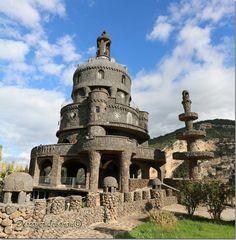 Lebanon Black Castle Kousba, El Koura