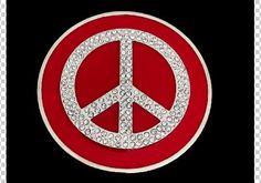 Peace Sign Red Rhinestones Belt Buckle Rhinestones Love Hippie Hippy Belts Buckles Peace Sign Symbol, Peace Signs, Cool Belt Buckles, Hippie Love, Red Belt, Rhinestone Belt, Love Symbols, Peace And Love, Great Gifts