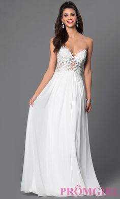 Prom Dresses, Celebrity Dresses, Sexy Evening Gowns: Strapless Sweetheart Formal Gown JVN30805 from JVN by Jovani