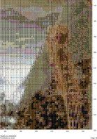 "Gallery.ru / dafi123 - Альбом ""df"" Cross Stitch, Gallery, Places, Punto De Cruz, Dots, Roof Rack, Seed Stitch, Cross Stitches, Crossstitch"