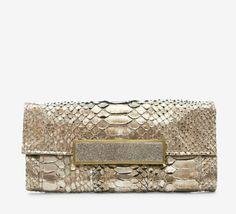 Bronze Wallet.