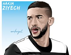 Mohamed Elwaid on Behance Coco Costume, Football Player Drawing, Portraits, Football Wallpaper, Football Players, Man, Soccer, Behance, Graphic Design