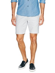 Oxford Stripe Shorts by Brooks Brothers Red Fleece at Gilt
