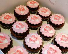 Artículos similares a Edible Safari animals Fondant cupcake Toppers en Etsy