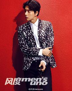 Park Hae Jin   박해진   D.O.B 1/5/1983 (Taurus)