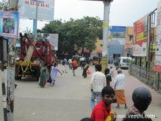 Near the Tambaram Railway Station, Chennai, Tamilnadu