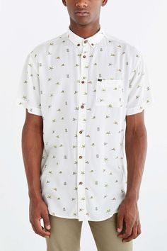 Globe The Crescent Button-Down Shirt