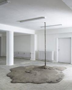 #Monika Sosnowska #Installation #Art