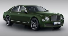 Bentley Mulsanne Le Mans Limited Edition debuts at Pebble Beach | Classic Driver Magazine