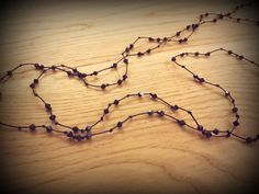Items similar to Handmade beaded rosary necklace . on Etsy Rosary Necklace, Beaded Necklace, Necklaces, Trending Outfits, Unique Jewelry, Handmade Gifts, Inspiration, Etsy, Vintage