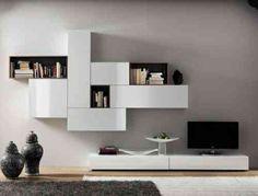 meuble TV salon de design original