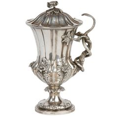 1stdibs - Anglo-Indian silver Victorian presentation cup explore items from 1,700  global dealers at 1stdibs.com