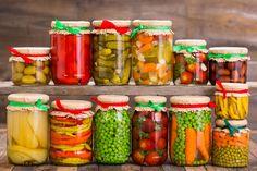 Comment préparer des bocaux de légumes fermentés soi-même ?