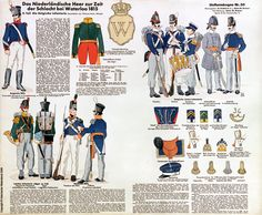 Nassau, First French Empire, Uniform Insignia, Waterloo 1815, Kingdom Of The Netherlands, Dutch East Indies, Army Uniform, Napoleonic Wars, Toy Soldiers