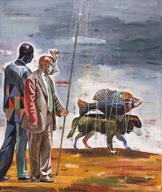 nicky nodjoumi paintings - Google Search