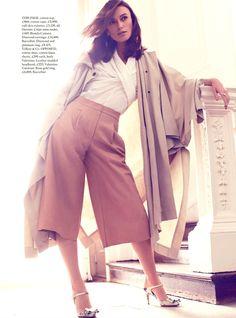 Keira Knightley | Photography by Alexi Lubomirski | For Harper's Bazaar Magazine UK | February 2014