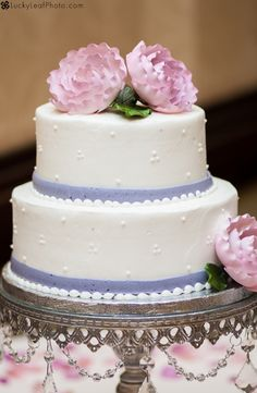 Small Wedding Cake #venue #Hilton
