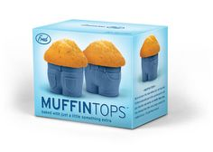 Muffin Tops Cake Moulds - $19.95